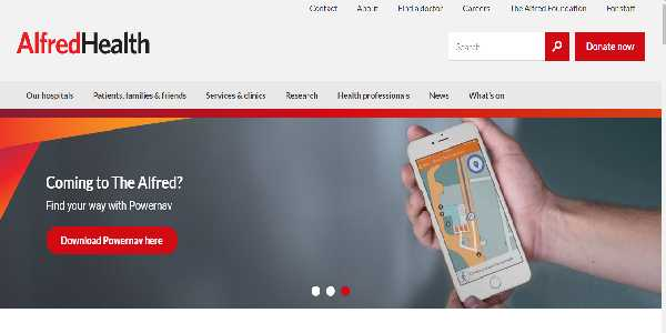 Website Slider Design which resembles a person holding a nintendo wii game controller .